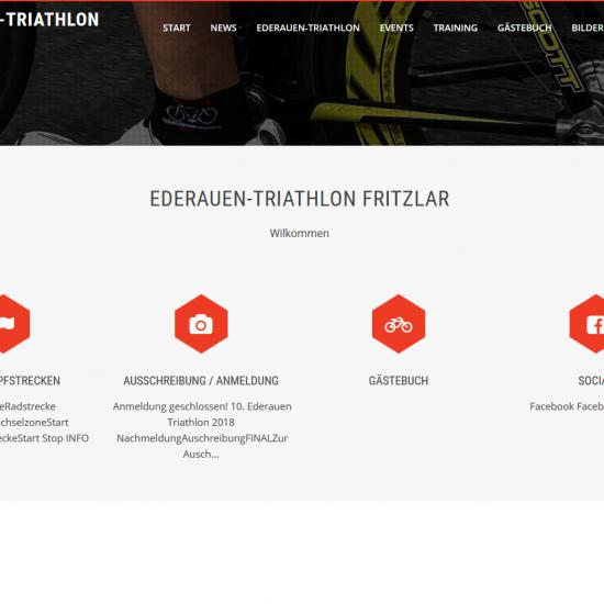 Ederauen-Triathlon
